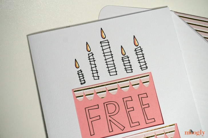 How To Make A Birthday Card With Cricut Maker Billingss