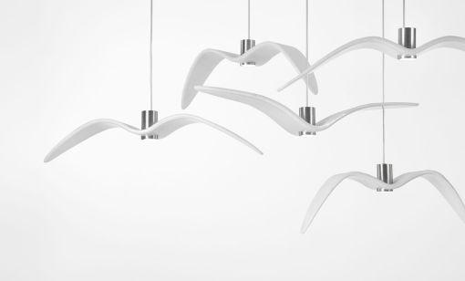 Night Birds series lamp