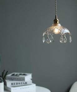 Bowl Shade Pendant Lamp