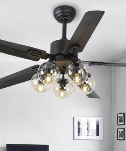 天井ファンライト