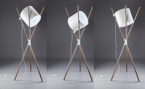 Shift Lamp Floor lamp