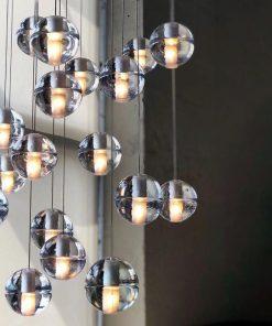Crystal Pendant Light