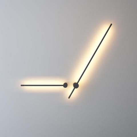 Linear LED Wall light