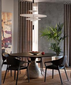 Flamingo chandelier
