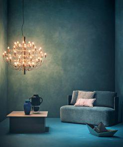 2097 Suspension lamp