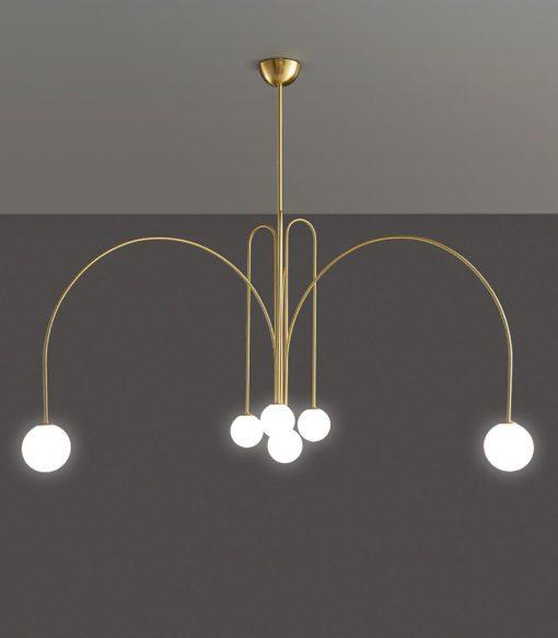 Gran Finale suspension lamps
