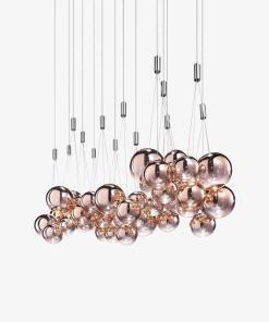 Random pendant light