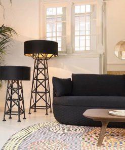 Construction Floor Lamp
