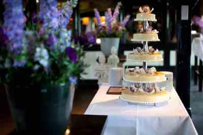 bruidstaart trouwreportage
