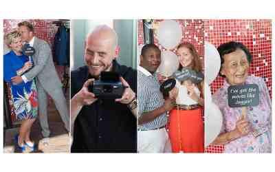 Huur een polaroid camera op je bruiloft / Idee voor Gastenboek