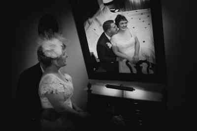 bruidsfotografie Hotel Des Indes Den Haag trouwfotograaf trouwreportage