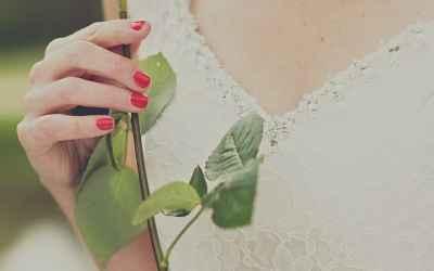 Voorbeelden bruidsboeket