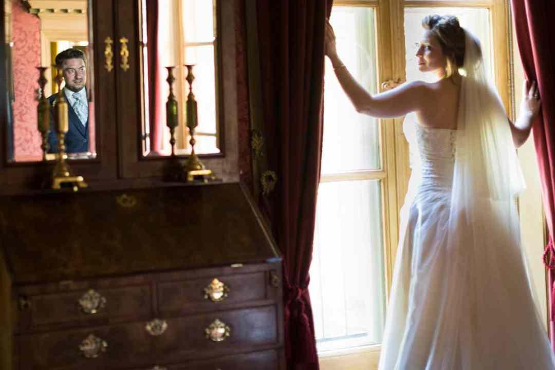 bruid & bruidegom Kasteel Keukenhof