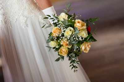 Inspiratie bruidsboeket