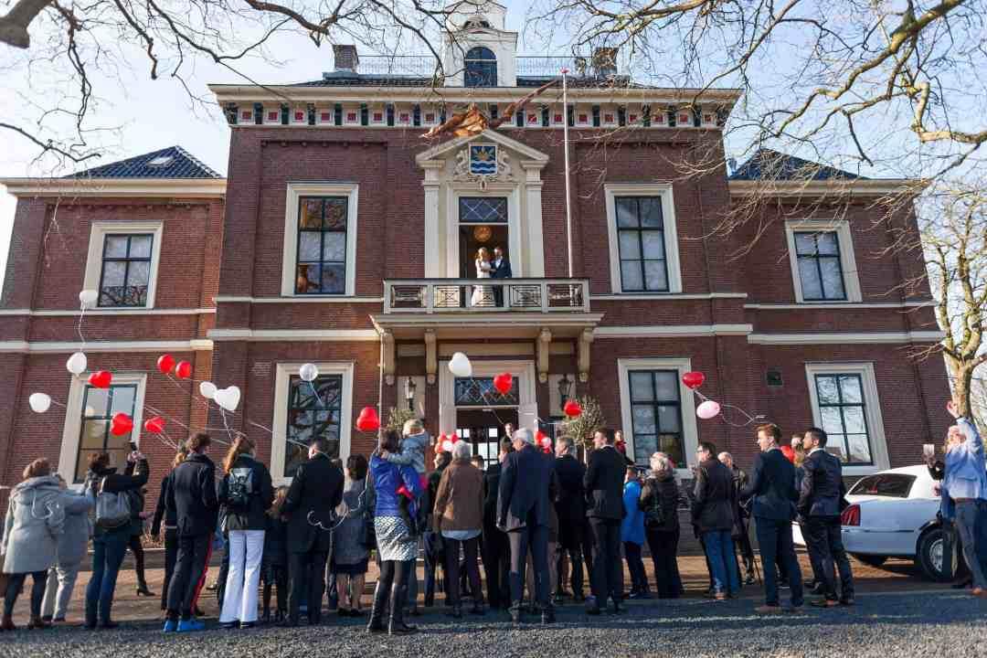 Trouwen Oude Raadhuis Hoofddorp