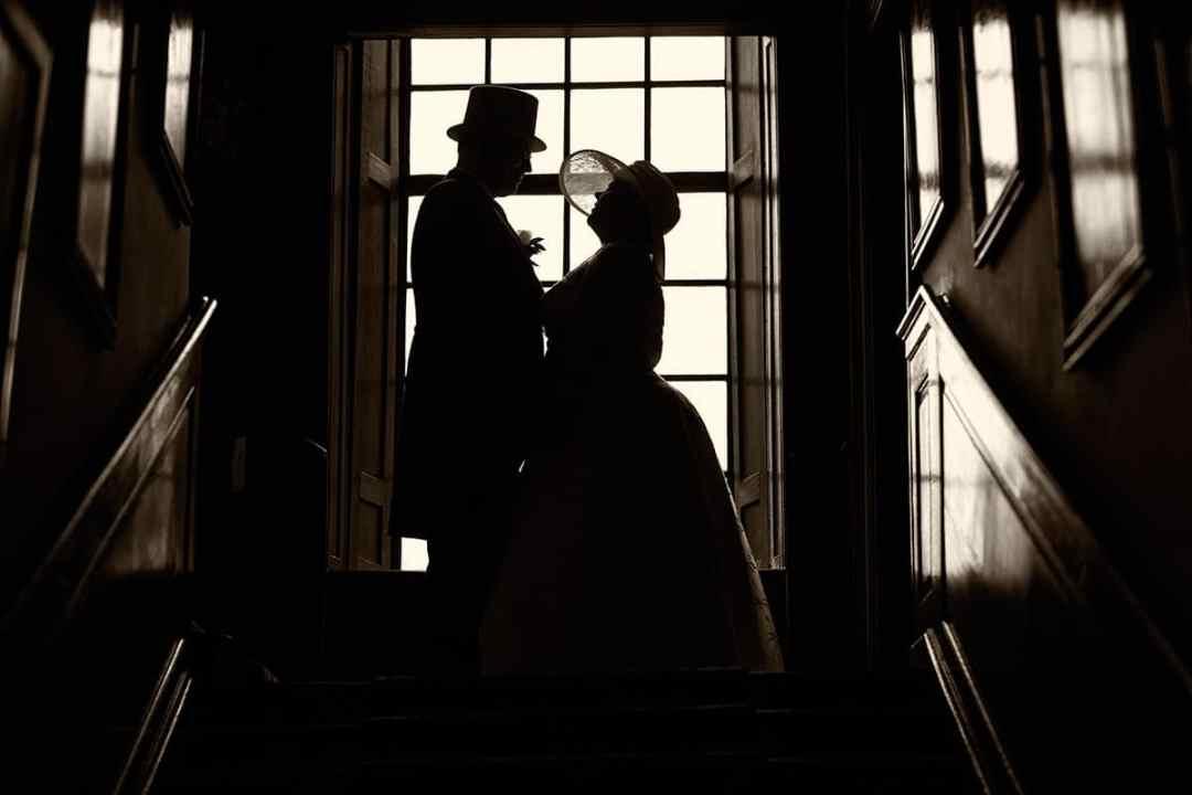 Fotograaf bruidsfotografie Kasteel Voorschoten
