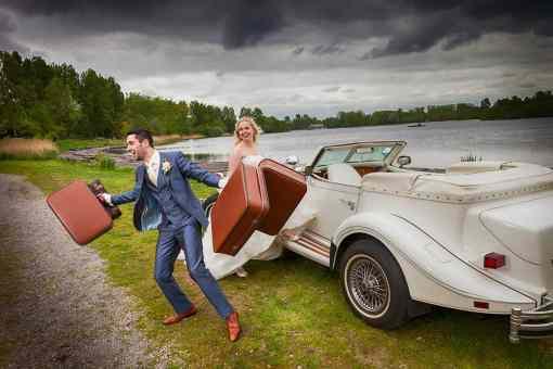 Bruidsreportage Hoofddorp