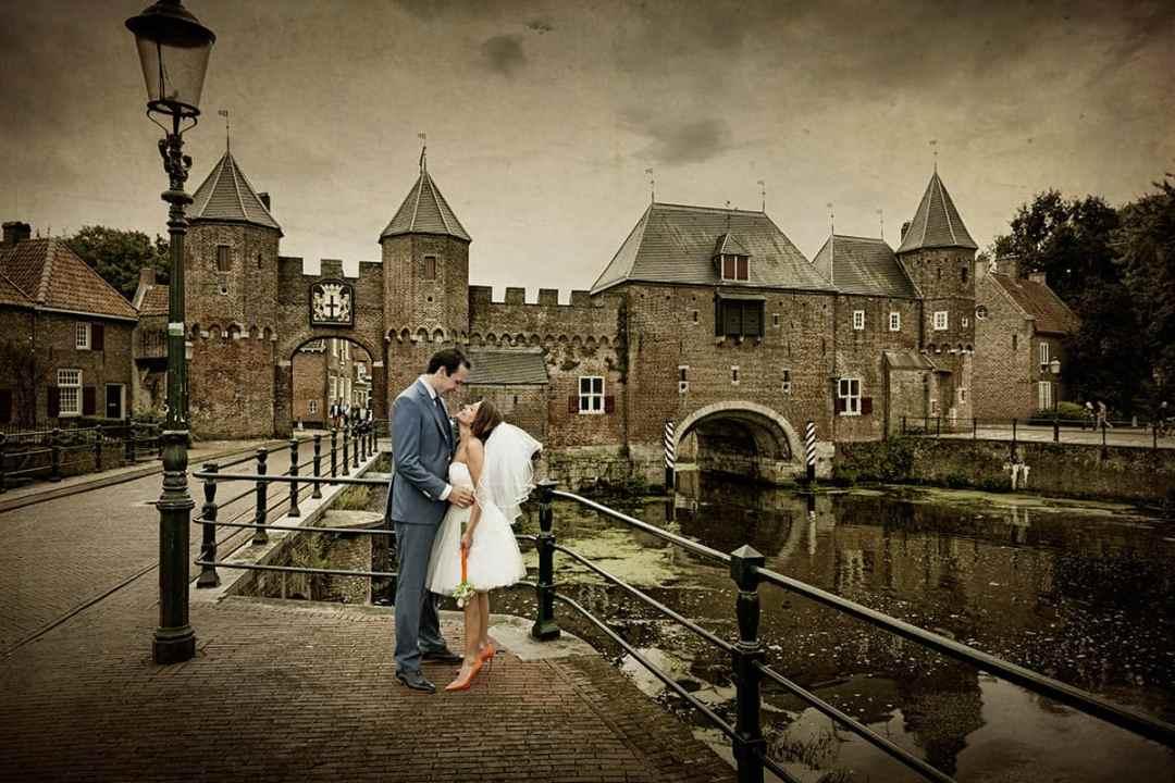 Fotograaf bruidsfotografie Amersfoort