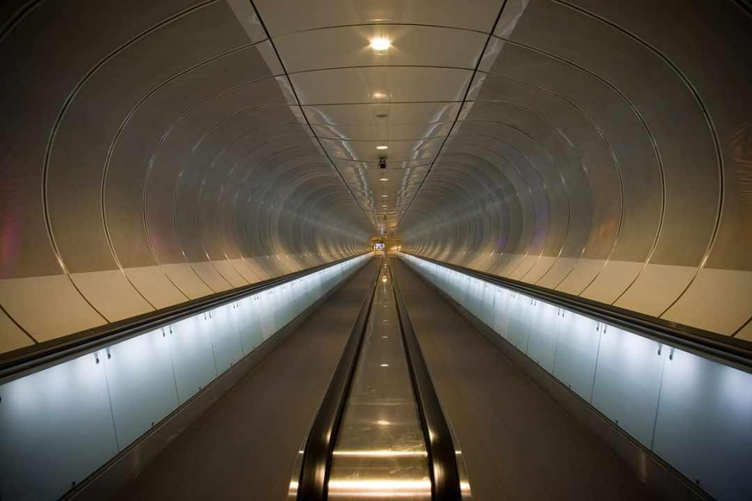 Tunnel Rotterdam