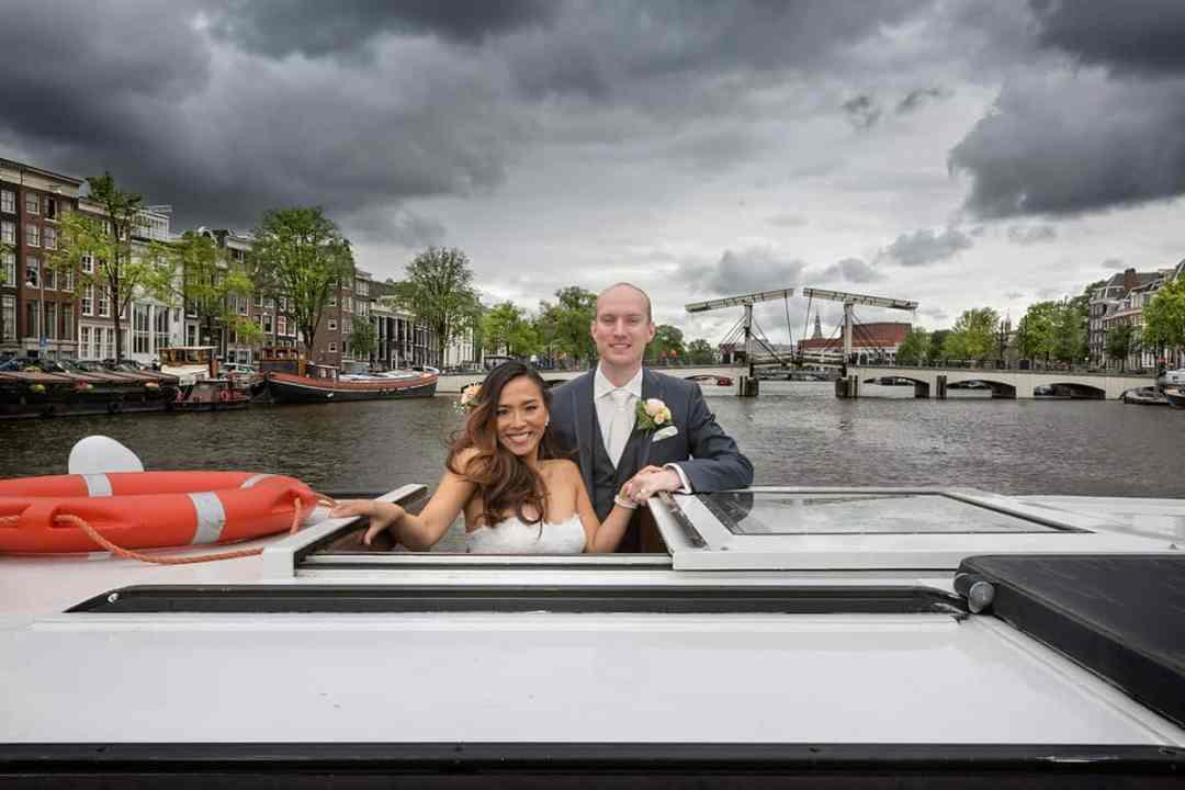 Bruidsfotograaf Amsterdam