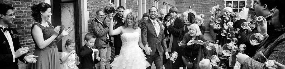fotograaf huwelijk Leiden stadhuis