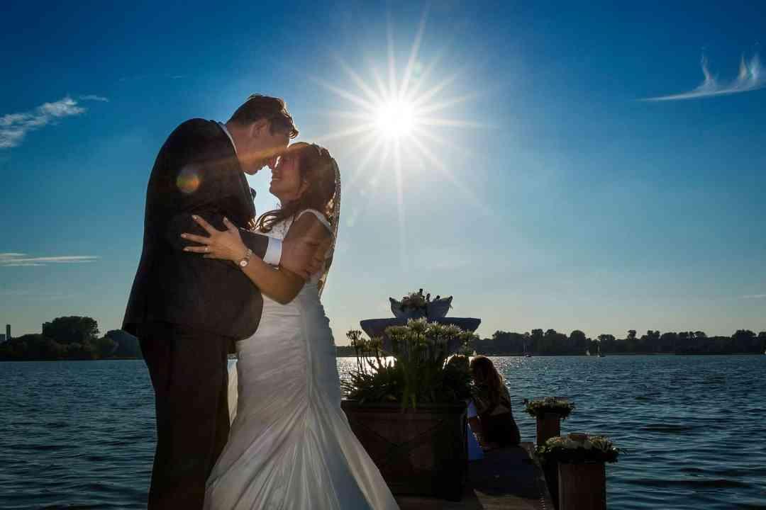 mooiste bruidsfoto's