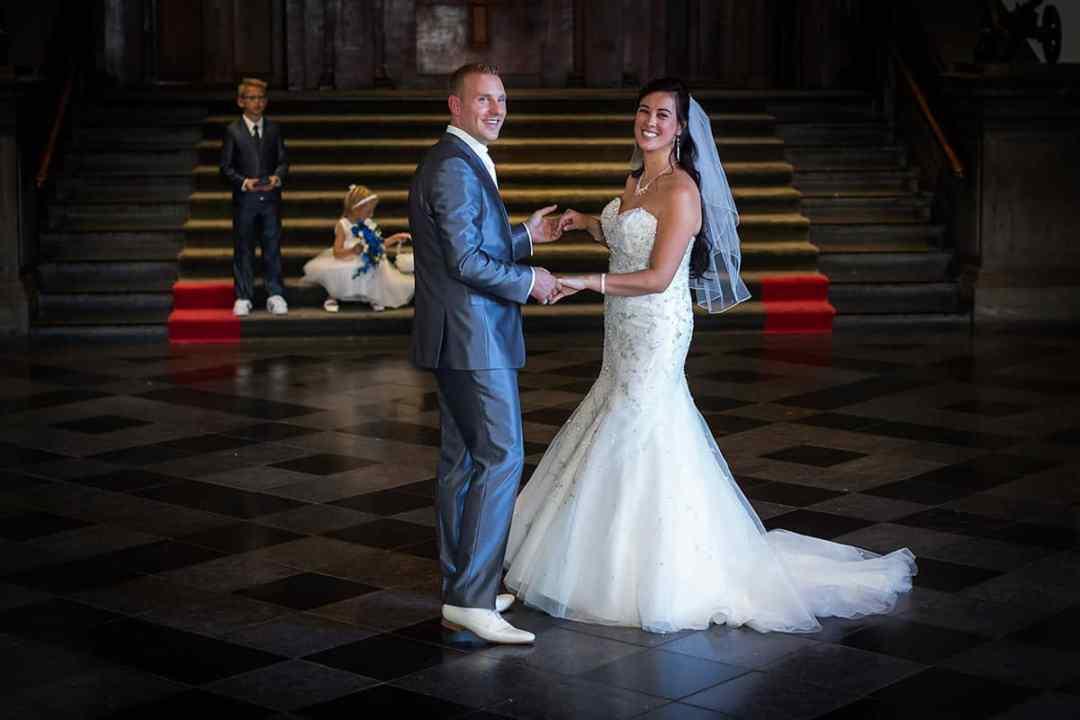 bruidsfoto's Haarlem