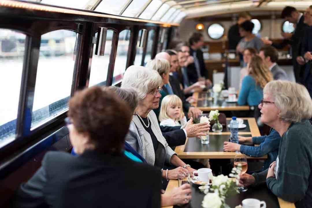 bruidsoto rondvaart Amsterdam