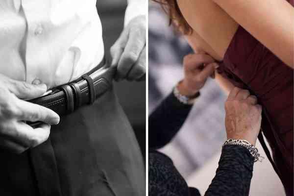 2 bruidsfotografen trouwdag trouwen trouwreportage