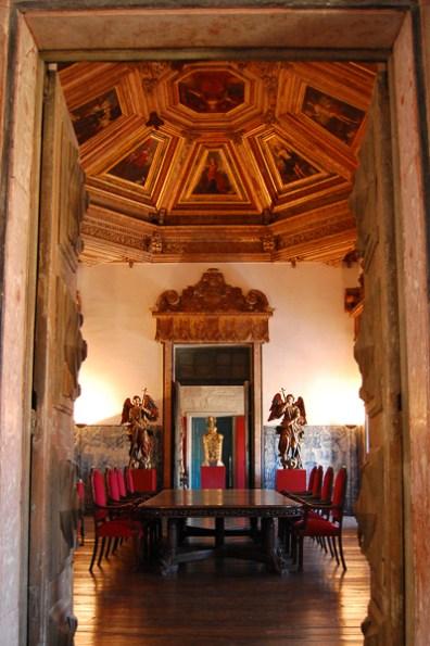Het Casa do Cabildo, dat onderdeel uitmaakt van de kathedraal