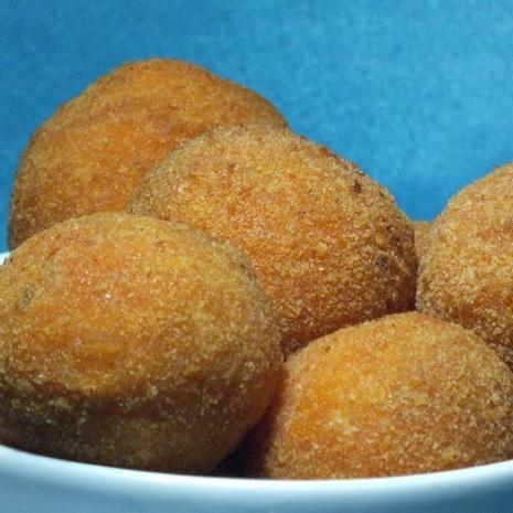 steampunk dinner party recipe sweet potato balls