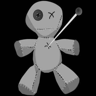 How to get rid of a voodoo doll safely
