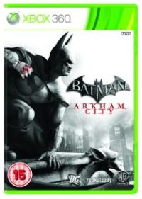 Batman Arkham City video game