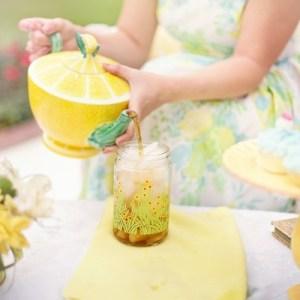 classic tea party