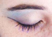 eighties eye makeup tutorial - how to put on eye makeup