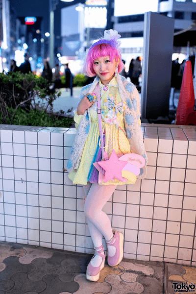 Fairy Kei Japanese Fashion Style Guide