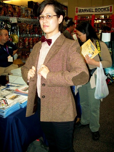 Female Doctor Who. Gender bending halloween costumes  sc 1 st  Mookychick & Halloween Costumes that evoke rule 63