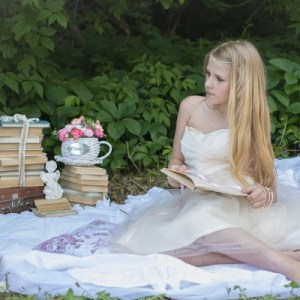 goldilocks tea party ideas