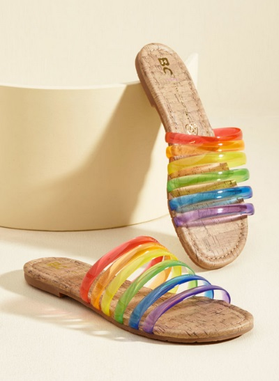 jelly sandals modcloth