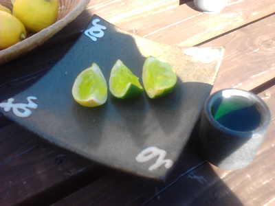 Tequila Lime Jelly Shots Recipe