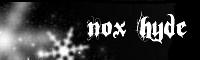 Nox Hyde cosplay accessories