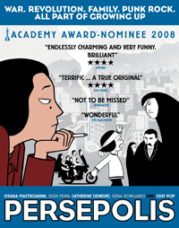 Persepolis film competition
