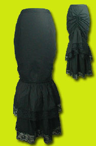 Plus size clothing - goth