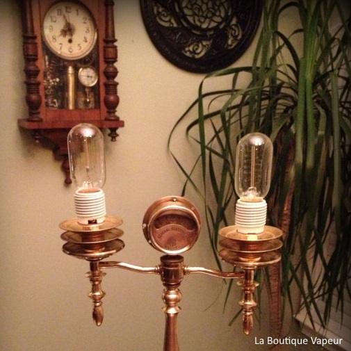 steampunk dinner party ideas