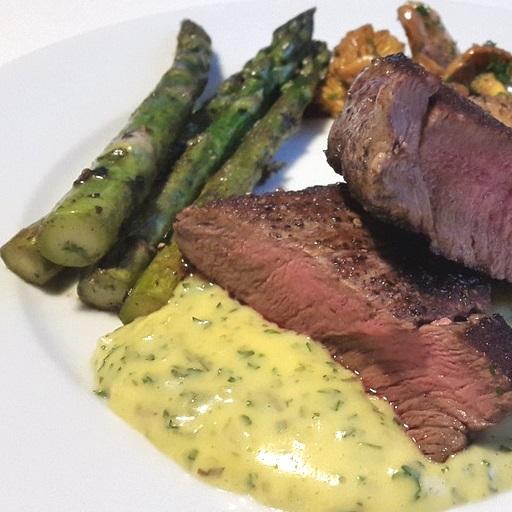 steampunk dinner party recipe steak
