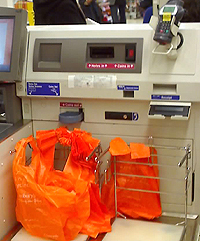 no plastic bags in sainsburys supermarkets