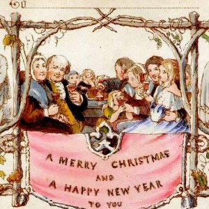 Victorian Christmas games