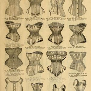 Corsets history from 16th C to Victorian and alternative corsets today