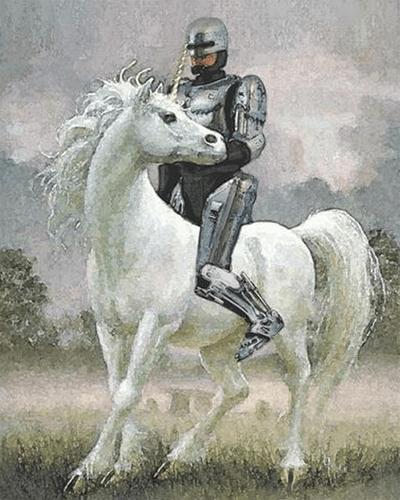 Wrong unicorn