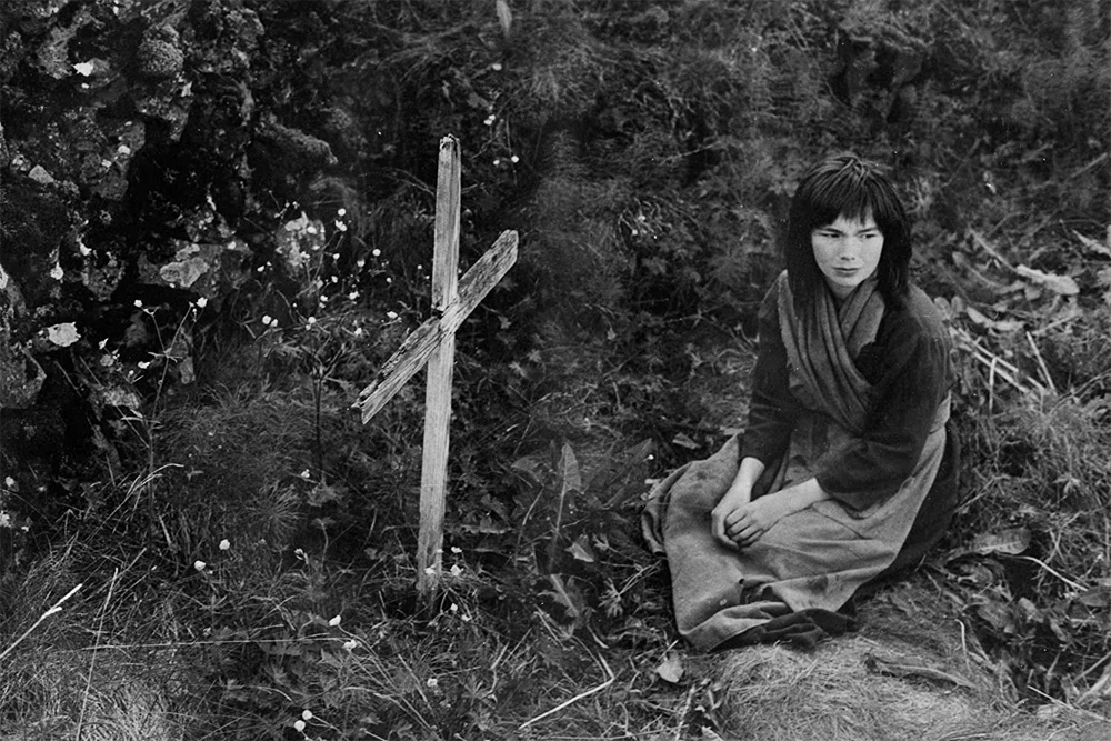 The Juniper Tree (1990): Björk stars in Little-Known Icelandic witchcraft film you need to see